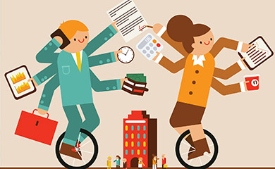 Time Management Tips: Be Efficient (but Remember You're ...